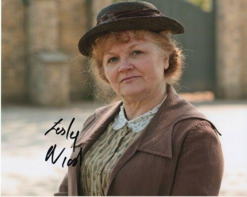 Lesley Nicol Downton Abbey Autographed Signed 8x10 Photo COA 2019-5