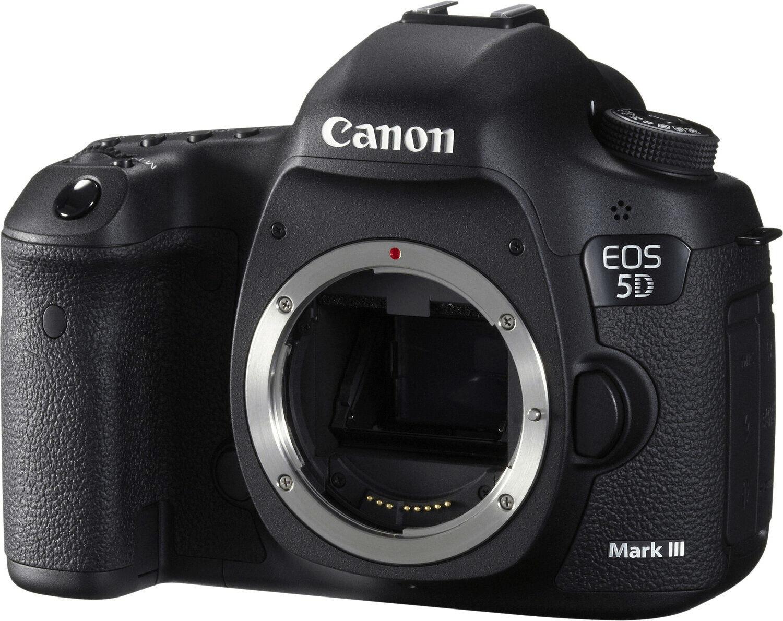 Canon EOS 5D Mark III 22,3 MP Gehäuse Spiegelreflexkamera - Zustand sehr gut