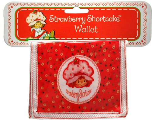 Strawberry Shortcake Wallet
