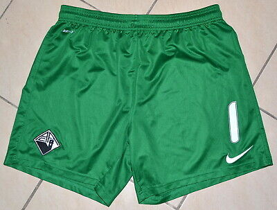 ACADEMICA PORTUGAL 2010'S FOOTBALL SHORTS JERSEY NIKE #1 SIZE L ADULT image