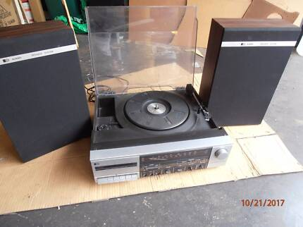Vintage PYE 3 in one stereo