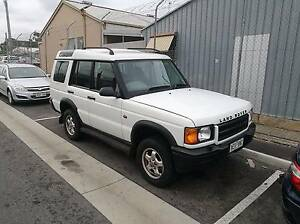 LANDROVER DISCOVERY 2002 SE7 DUAL FUEL $3990 Mile End South West Torrens Area Preview