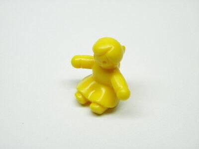 Playmobil Enfant Jeux Jouets Toys Doll Poupée Jaune AC1495