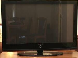 Samsung Plasma 42 inch TV Model PS42A410C1D