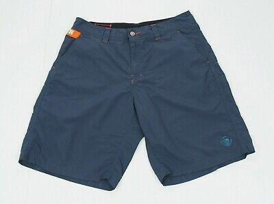 Howler Bros Brothers Blue Nylon Travel Casual Tech Shorts Mens 34