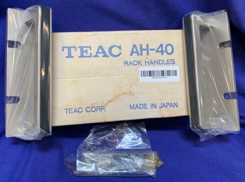 TEAC TASCAM AH-40, Rack Mount Handles-CX Series Cassette Decks - New-Old Stock