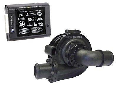 Davies Craig 8907 EWP80 Remote Electric Water Pump Kit + LCD Controller 80LPM