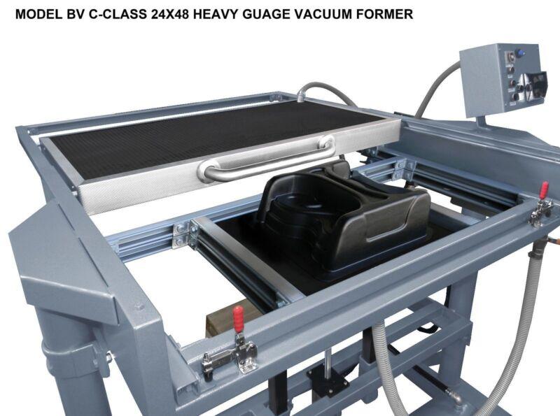 "24""x 48"" Belovac C Class Vacuum Forming Machines"