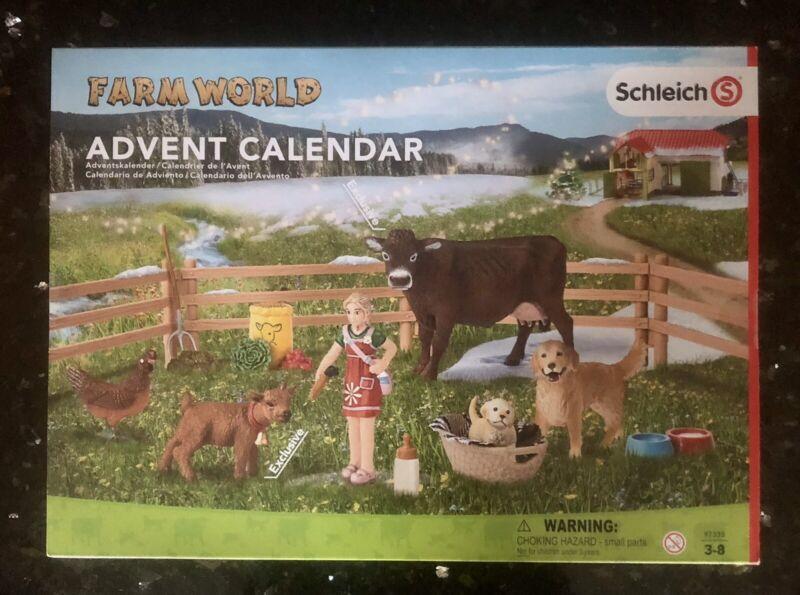 Schleich Advent Farm World 97335 - 2016