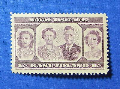 1947 BASUTOLAND 1S SCOTT# 38 S.G.# 35 UNUSED NH             CS20053