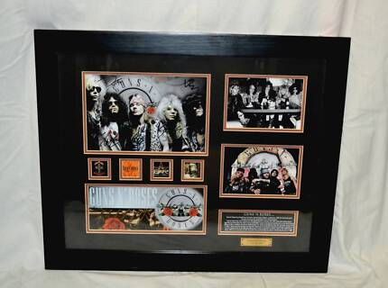 The Walking Dead Limited Edition Signed Frame Collectables