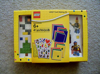 Lego Rare Card Making Kit 850506 - Neu & Ovp Geburtstag Party Einladungen ()