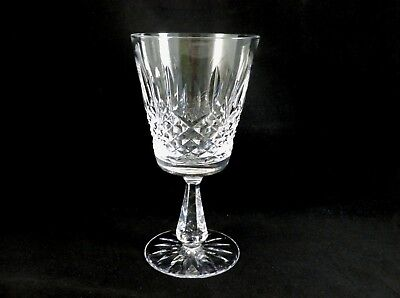 Waterford Crystal Water Goblet Glass Kenmare early mark IRELAND QTY up to 10