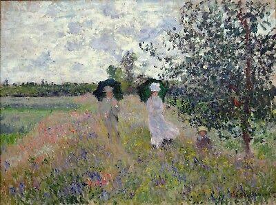 """Claude Monet  Canvas  30""""x20"""""""