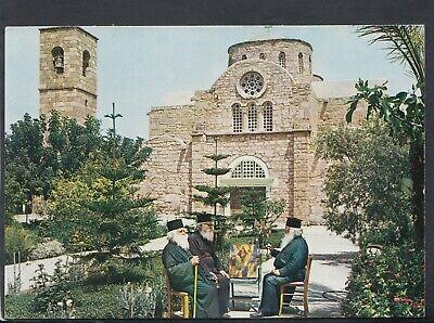 Cyprus Postcard - Famagusta - St Barnabas Monastery   T8731
