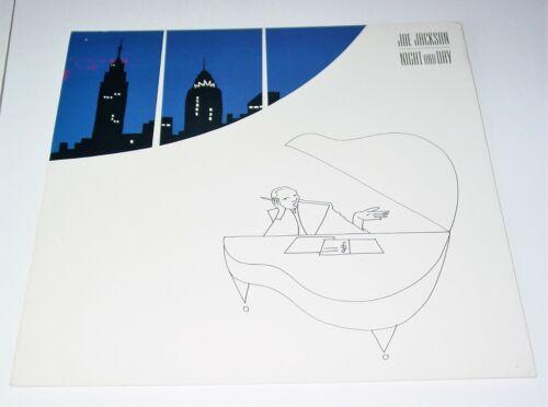 Joe Jackson Store Display Album Flat 12x12 Mini Poster Night and Day Punk Jazz