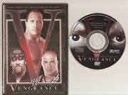 WWE Vengeance 2002 DVD