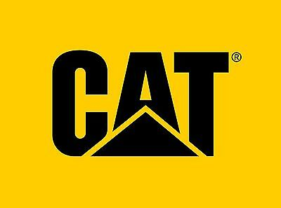 Caterpillar Logo Decal Vinyl Sticker 4 Stickers