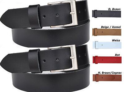 70 bis 180 cm Bundweite ab 12,90 Euro Leder Guertel Muster und Länge Wählbar