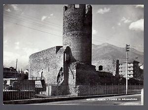 AOSTA-CARTOLINA-TORRE-DI-BRAMAFANA-FG-N-BRUNNER