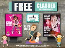 FREE - KIDS YOGA, KIDS ZUMBA & LADIES ZUMBA CLASS Point Cook Wyndham Area Preview