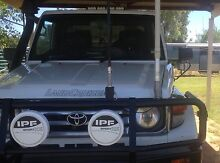 2003 factory turbo landcruiser tray back Inverell Inverell Area Preview