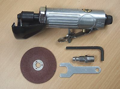 "3"" Pneumatic Air Cut Off Tool High Speed Metal Cutting Auto"