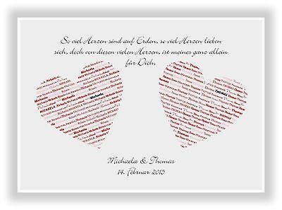 nstag Jahrestag Bild für den liebsten oder die liebste NEU (Ideen Für Neues Jahr Dekoration)