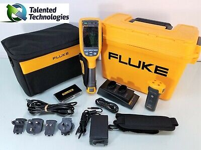 Fluke Ti125 30hz Commercial Thermal Imager Imaging Camera 160 X 120