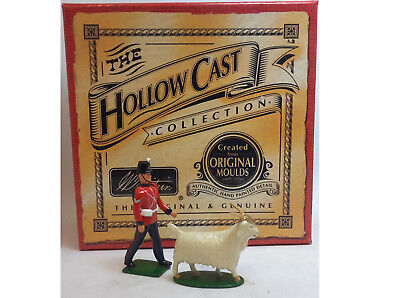 William Britains hollowcast FORT HENRY GUARDIA 40193 EL HALLOWEEN - Fort Henry Halloween