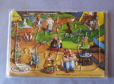 Kinder Magic Asterix  Oeur Promopuzzle ohne BPZ