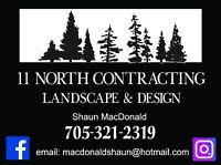 11 North contracting landscape and design