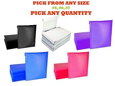 Large Poly Bags - POLY BUBBLE MAILERS SHIPPING MAILING PADDED BAGS ENVELOPES WHITE LARGE SIZES