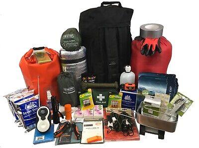 Person Evacuation Bug Out Grab Bag, 72 Hour Survival Kit. (Grab Bag Co)