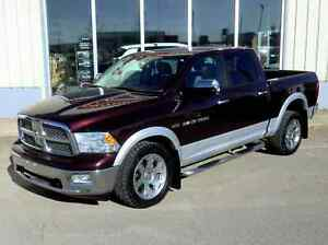 2012 Ram 1500 Laramie 4x4 - Fully Loaded