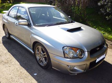 2005 Subaru WRX, Club Spec EVO 8,  5 Spd, 134000 km, Rego12/15 North Rocks The Hills District Preview