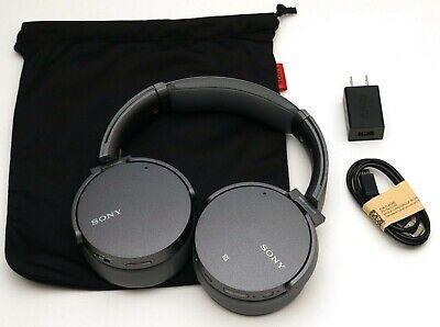 SONY MDR-XB950N1 EXTRA BASS Wireless Bluetooth Headphones MDR-XB950N1 GRAY