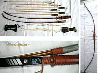 Vintage Rare Green Horn Long Bow Imperial Detachable Made In Belgium -  - ebay.it