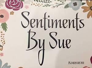 Sentiments By Sue Parkinson Brisbane South West Preview