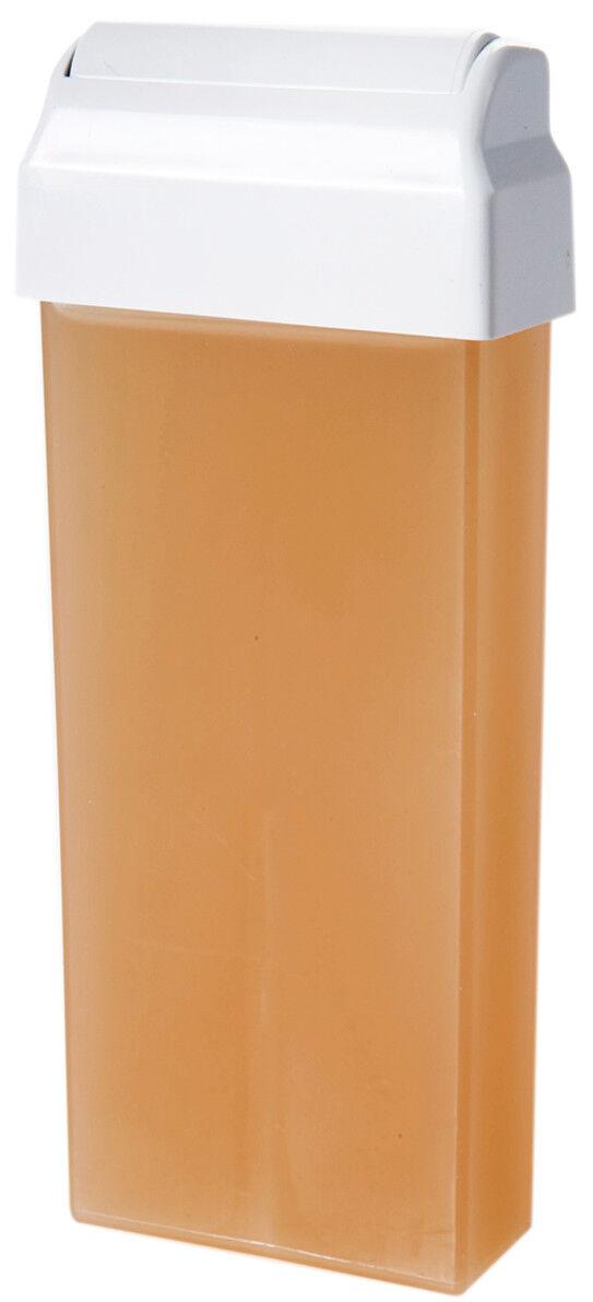 Wachspatrone DECOR Natural mit grossem Roller 100 ml 6 Stück
