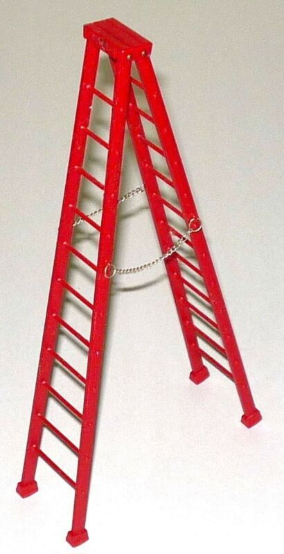 DEPT 56 CHRISTMAS IN THE CITY - TOWN TREE TRIMMERS 55662 REPLACEMENT LADDER NEW