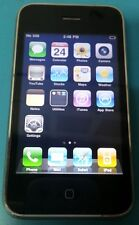 Apple iPhone 3G 8GB Black AT&T Good Condition Fully Functional GREAT DEAL
