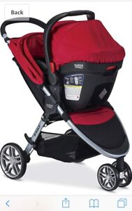 Britax B-Agile travel system for sale