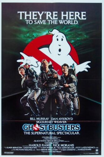 35mm trailer GHOSTBUSTERS (