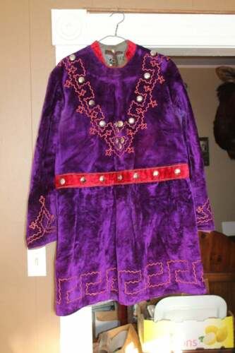 Antique Odd Fellows Tunic Masonic Halloween Rennaissance Costume Wizard