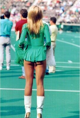 Used, PHILADELPHIA EAGLE CHEERLEADER - JUMPING - THONG,THONG & THONG !! NICE BUTT for sale  Pompano Beach