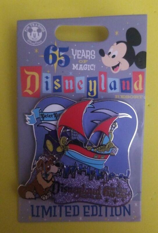 Disneyland 65th Anniversary pin - Peter Pan
