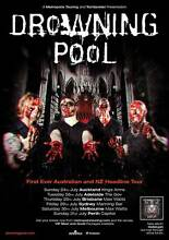 Drowning Pool, Capitol, 31st July Shoalwater Rockingham Area Preview