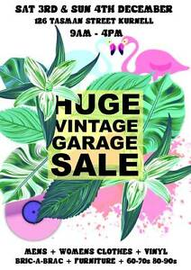*HUGE vintage GARAGE sale* VINTAGE clothes *VINYL *bric-a-brac Kurnell Sutherland Area Preview
