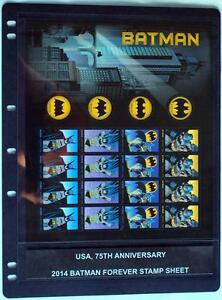 BATMAN Limited Edition 75th Anniversary Batman Forever Stamps Loganholme Logan Area Preview